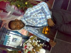 Pastor Abrahams